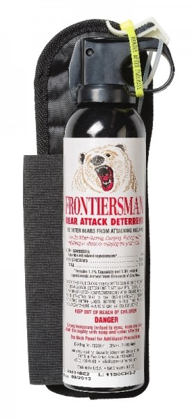 FRONTIERSMAN's Bear Attack Deterrent