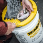 Frabill's Bait bucket, receives top honors from AnglerSurvey.com.