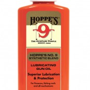 Hoppe's Synthetic Blend Gun Oil.