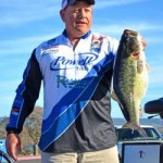 Keith Bryan and His 10.48-pound Potential World Record Spotted Bass - photo by Steve Adams - Bass Angler Headquarters.