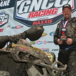 Can-Am Renegade 800R X xc pilot Kevin Trantham won the first-ever 4x4 Pro class and took the 10 a.m. session overall at the Mud Mucker GNCC in Florida.