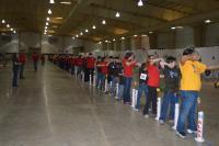The 2014 Archery in Louisiana Schools (ALAS) State Tournament.