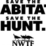 NWTF save the habitat logo