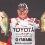 Terry Scroggins of San Mateo, Fla., will be among 108 anglers fishing the St. Johns River in the Bassmaster Elite Series tournament in Palatka, Fla., March 20-23. Scroggins grew up fishing the river and may be a top contender in the event.