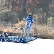 Todd Faircloth of team CastAway Rods finished 7th in the Classic.