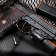 Wilson Combat and Beretta team up.