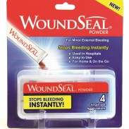 One WoundSeal does what five products can't: stop bleeding cuts instantly.