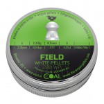 A&C Air Pellets for field use.