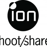 iON Shoot-Share Lockup Stacked White