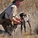 """Watching my dog work"" is the main reason Linden's fans go hunting, according to his survey."