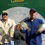 Jim Freeman of Eddyville, Kentucky and Garrett Bridges of Smithland, Kentucky won with a 2-day total weight of 23.6 pounds.