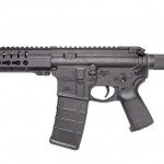 The CMMG Mk4 PDW Pistol chambered in 300 BLK.