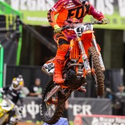 Roczen returns to the podium with a third at Houston.