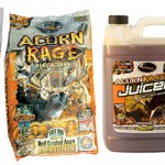 Acorn Rage was designed to attract deer as well as provide nutrition.