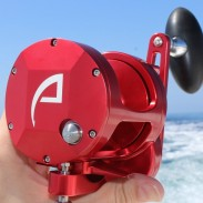 Precision lever drag reel delivers in all key categories to satisfy the most demanding saltwater anglers.