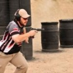 Team MyGunTips.com's B.J. Norris wins the Tactical scope division.