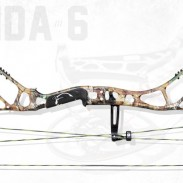 The Bear Agenda 6 bow in realtree APG.
