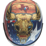 "Unique moto-art exhibit, ""21 Helmets"" will be on display at the 2014 Red Bull Grand Prix."