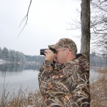 The author took the Vortex Diamondback 10x50 binoculars out to scout waterfowl and quickly fell for them. Image courtesy Derrek Sigler.