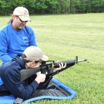 Participants in the Eastern CMP Games will fire M16 rifles in an official match and receive hands-on direction from CMP Military Instructors.