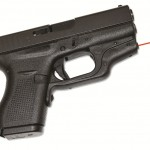 Crimson Trace's LG-443 on a Glock Model 42.