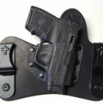The new Crossbreed holster for M&P Bodyguard .380