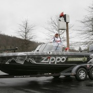 Zippo will once again sponsor the Master Walleye Circuit.