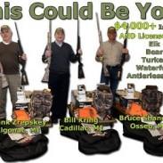 Michigan Hunt contest