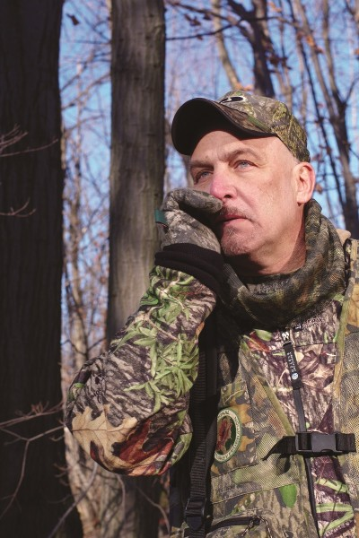Meet turkey-calling champion Paul Butski on April 26, 2014.