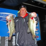 Rob Digh, of Denver, N.C., wins the B.A.S.S. Nation Southern Divisional on Lake Eufaula with a total weight of 54-15. His win qualifies him for the B.A.S.S. Nation Championship on the Ouachita River out of Monroe, La., Nov. 6-8.