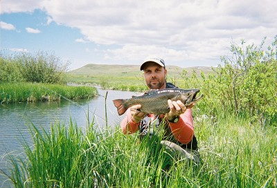 Ryan Busse joins Backcountry Hunters & Anglers.