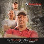 "Savage Arms is proud to announce its partnership with Troy, Jacob and Chase Landry from the ""Swamp People®"" series on HISTORY. The ambassadors will use Savage rifles on all of their hunting adventures, and will represent Savage Arms in various marketing materials."