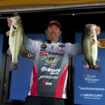Elite Series pro Stephen Browning, of Hot Springs, Ark., will be defending his 2013 Bass Pro Shops Bassmaster Central Open title on the Red River April 24-26. Last year, Browning earned the Opens trophy and a berth in the 2014 Bassmaster Classic.