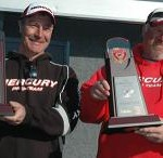 Tony Kobriger and Dan Zwick won the Cabela's Masters Walleye Circuit's Detroit River and Western Lake Erie tournament.