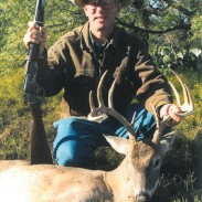 Larry Potterfield recalls whitetail hunting with a Winchester 1873.