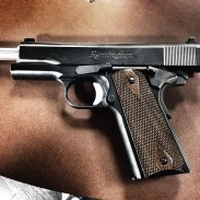 Consolidation of company facilities will affect the production of products such as the Remington 1911 R1,