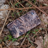 LifeProof's iPhone 4/4s case protects your iPhone from water, dust impacts, and more. It looks sweet, too, but don't drop it when you're in the woods or you may never find it.