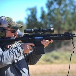 The author got the chance to shoot Ruger's SR-762 during his trip to Gunsite Academy. He found it to have very light recoil for a .308.