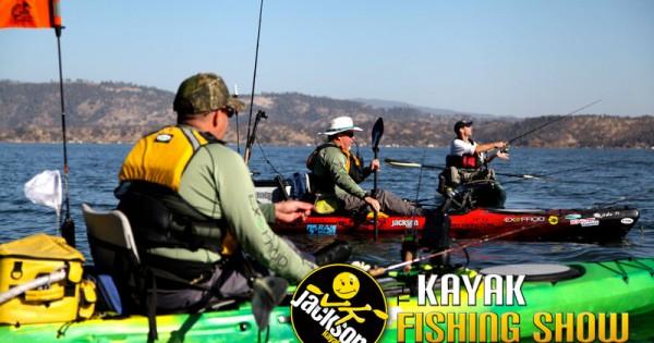 This Week On Jackson Kayak S Kayak Fishing Show Northern