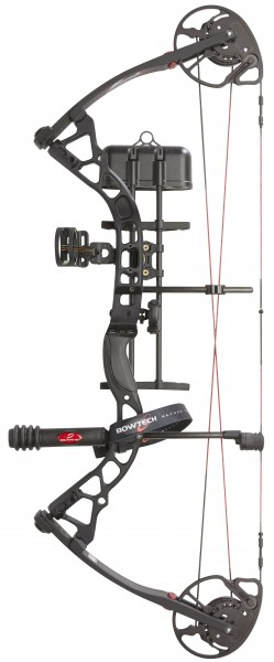 Fuel features a rock-solid riser for supreme durability with BOWTECH's Binary Cam System for maximum precision and arrow speed.
