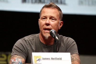Winner of nine Grammy Awards and Metallica co-founder James Hetfield will be narrating a bear hunting documentary.