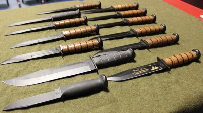 KA-BAR has contributed thirteen knives to the memorial day fundraiser..