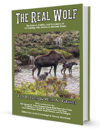 The Real Wolf author Ted B. Lyon explains how wolves are destroying Western big-game herds on Outdoors Radio Show.