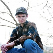 Zayne Aldrich, NWTF Xtreme JAKES member and winner of the 2014 National FFA Collegiate Scholarship funded by the NWTF.