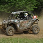 Chaney Racing / Turnkey UTV / Can-Am / ITP racer Kyle Chaney won the GNCC XC1 Modified SxS class in West Virginia.