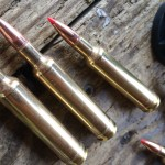 The .257 Weatherby Magnum has a lot of cartridge case behind a little bullet.