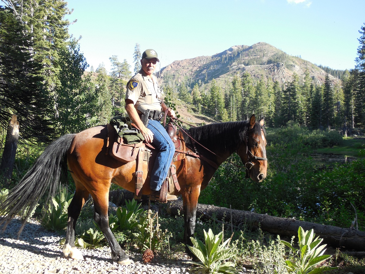 California game wardens establish mounted patrol unit for Game and fish