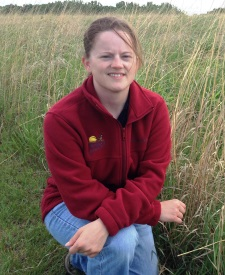 Farm Bill Biologist, Erin Kucera will promote benefits of conservation programs to landowners.