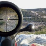 Learning to dial-in your specific rifle and scope combination is all part of the intense four-day training at FTW Ranch's SAAM school. After a crash course in ballistics, a course is set to get out on the range with real-world hunting situations for long-range rifles.