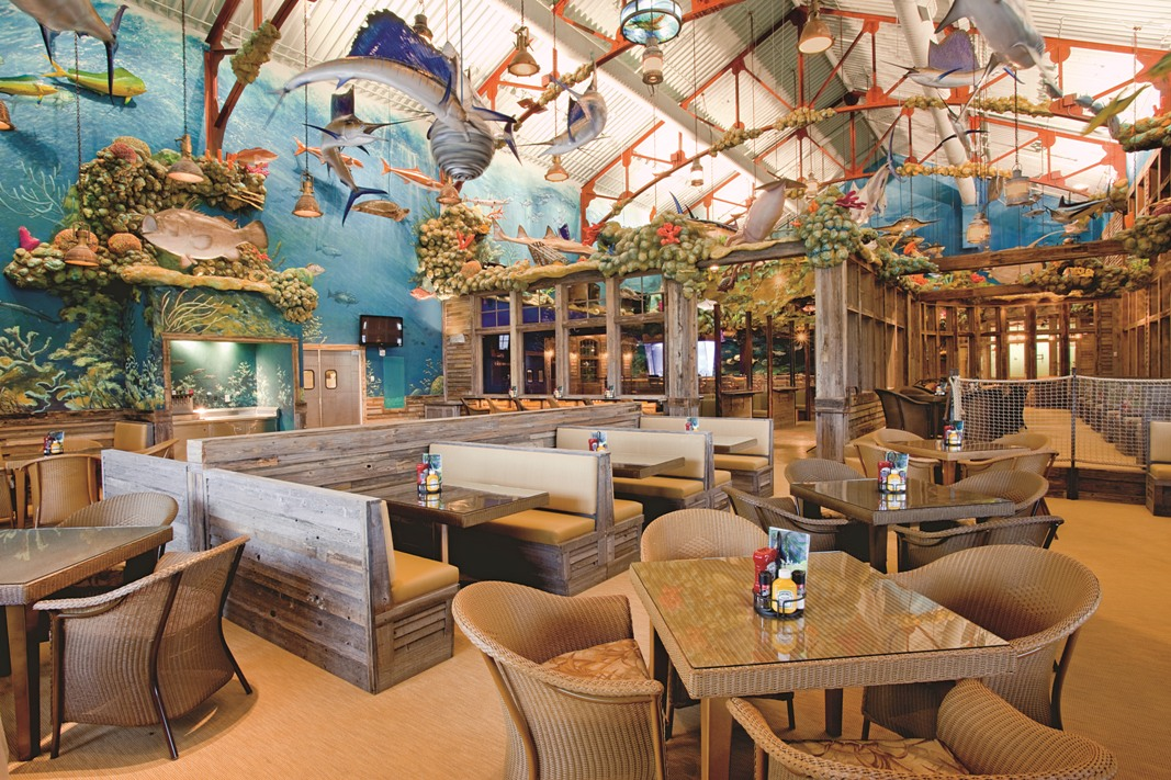 Bass Pro Shops First Uncle Buck S Fishbowl And Grill In
